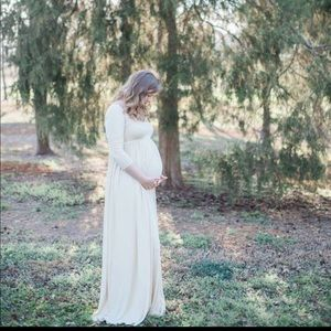 Rachel Pally Maxi Maternity Dress